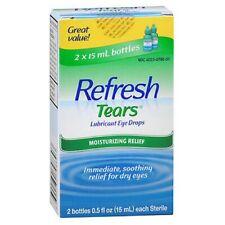 Refresh larmes Lubrifiant Gouttes Yeux 29 6ml par Refresh