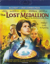 NEW Sealed Christian BLU-RAY +DVD Combo Pack! The Lost Medallion (Alex Kendrick)