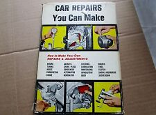 Arco Car Repairs You Can Make  1967 Hardcover #1243 How-To Guide DIY