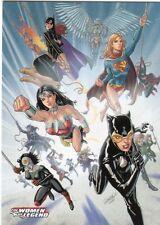2013 The Woman of Legend Master card set DC Comics