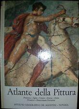 Atlante della Pittura Preistoria, Egitto, Grecia, Etruria, Roma, Primitivi, Rina