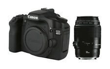 Canon EOS 40D 10.1MP Digital SLR Camera - Black - Excellent condition.
