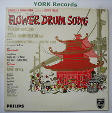 FLOWER DRUM SONG - Cast Recording - Excellent Con LP Record Philips ABL 3302