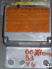 00 Nissan Xterra Air Bag Sensor 285567Z010 Factory OEM