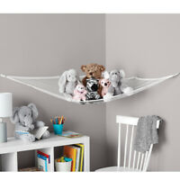 Pet Net Stuffed Animal Hammock Hanging Neat Mesh Storage For Plush Toys & Dolls