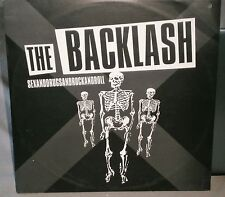 """THE BACKLASH - SEX AND DRUGS AND ROCK AND ROLL 2004 - SURPRISE 017 12"""" SINGLE"""