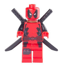 Deadpool Building Block Toy Birthday Gifts Avengers For Kids Children Lego