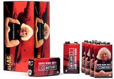 Electro-Harmonix 12er Pack 9V Batterie Super Heavy Duty