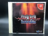 Psychic Force 2012 (Sega Dreamcast, 1999) from japan #1319