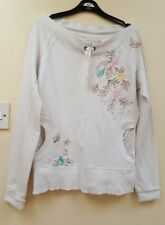 ladies top Next white size8