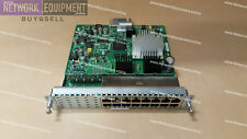 🔥 Cisco SM-ES3G-16-P Enhanced EtherSwitch SM Layer 2/3 switching GE PoE 🔥