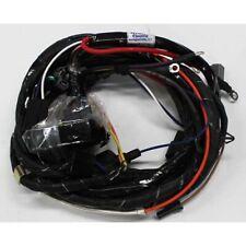 Speedway Engine Wiring Harness w/Warning Lights, 72 Nova V8