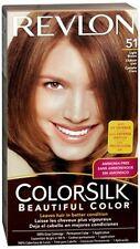 Revlon ColorSilk Hair Color 51 Light Brown 1 Each (Pack of 2)