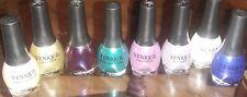 Venique Nail Lacquer Polish Brand New! .5oz Full Size Lot of 8