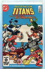 Tales Of The Teen Titans Vs The RecomBatants # 48 Nm Dc Comics Cbx1N