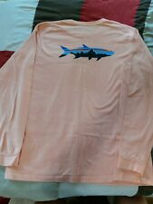 Patagonia tarpoon l/s mens large t-shirt