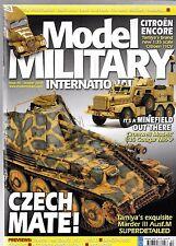 Model Military International Issue 042, OCT 2009, VF Tamiya Marder III 1/35