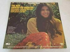 Glen Campbell Bobbie Gentry The New Country-Pop Favorites RECORD ALBUM CAPITOL