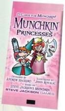 *SEALED* Munchkin Princesses Expansion Pack 15 Cards Fantasy Fairy Tale  SJG4243