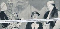 Die Lindsays und Mrs. Roosevelt  - um 1935              H 12-22