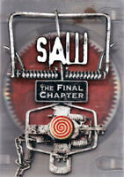 Saw 7 3D: The Final Chapter DVD NEW