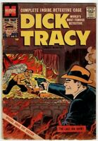 Dick Tracy No.132 Harvey March 1959 Silver-Age 10c Comic in 4.0