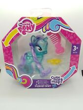 My Little Pony G4 Rare Diamond Mint Water Cutie Pony 2015 CHINA Cutie Mark Magic