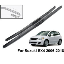 Hybrid 3 Section For Suzuki SX4/S-Cross 2006-2018 Front Windshield Wiper Blades