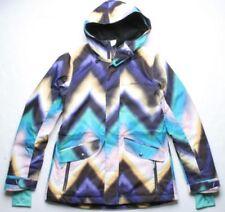 Ropa deportiva de mujer chaquetas multicolores de poliéster