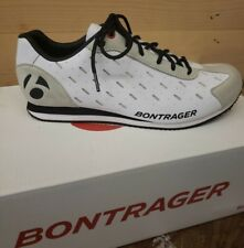NEW Bontrager Podium Cycling Shoes White. Several sizes Available. New in Box!