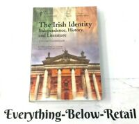 THE IRISH IDENTITY  The Great Courses Brand New Factory Shrinkwrap Free Shipping