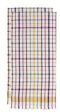 "Set 2 Ritz Primary Colors Flemish WONDER Kitchen TOWELS EX LG 20""x30"" LINTLESS"