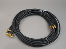 Lot of 6 Radiall Cable Assembly 993960b RA SMA MF