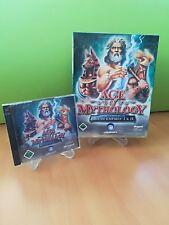 AGE of MYTHOLOGY AGE of EMPIRES 1&2 BIG BOX  !!NEUWERTIG!!  PC /DVD-ROM