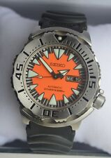 SEIKO SRP315 313 MONSTER AIR DIVERS 200m 4R36 MODELLO SPECIALE SCATOLA DOCUMENTI