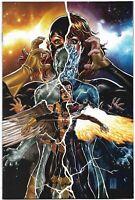 Extermination #1 Mark Brooks Virgin Variant NM Marvel Comics 2018 Unknown Comics