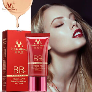 Fresh And Moist Revitalizing BB Cream Whitening Compact Foundation Concealer