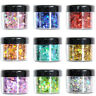 Glitter Cosmetic Festival Chunky Body Glitter For Nail Hair Face