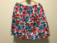 Tommy Hilfiger floral A line Womens skirt size large