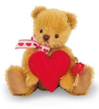 Teddy Bear with heart by Teddy Hermann - limited edition teddy bear - 15608