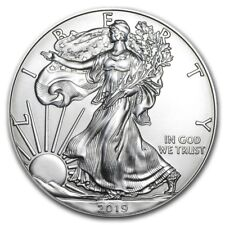 1 OZ dollaro USA LIBERTY EAGLE 2019 ARGENTO SILVER ONCIA