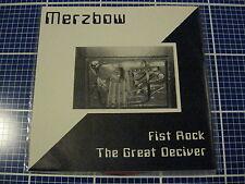 "MERZBOW / LASSE MARHAUG 7"" harsh noise Jazzassin Records"