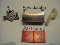 Technics SL-B3 Turntable Original Start & Stop assembly With Knob. Tested.