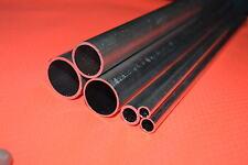 Aluminium Rond Barre Creux Tube Arbre 2.5cm 1/4 31.75mm 0.5cm 4.75mm Mural