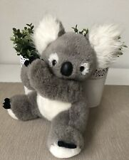 Vintage Retro Plush Koala Windmill Toys Sydney Australia 22cmTall Made In Korea