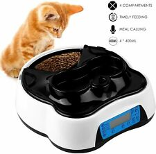 FREE SHIPPING Pedy Automatic Feeder 2 in 1 Dog Auto Feeder Pet Food Dispenser