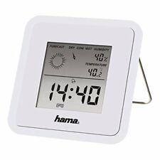 Rp936 Hama Thermo-/hygrometer Th50 Weiß