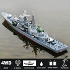 1:275 Scale 31Inch Large Remote Controlled Warship Battleship Rc Ship On Lakes P