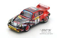 Porsche 911 RSR 3.8  Walter Röhrl 24h Nürburgring 1993 MAREDO  1:43 Spark SG 016