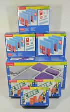 Lot Of 7 Rokenbok System Construction Worker Walls Sections Ramps Decks 1998